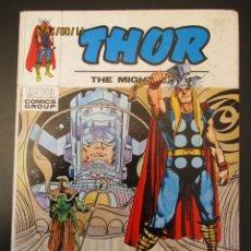 Cómics: THOR (1970, VERTICE) 26 · 1973 · Y AHORA...GALACTUS. Lote 286996168