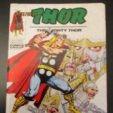 Cómics: THOR (1970, VERTICE) 27 · 1973 · LA GUERRA TOTAL. Lote 287000608