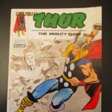 Cómics: THOR (1970, VERTICE) 28 · 1973 · UN DIOS ENLOQUECIDO. Lote 287002723
