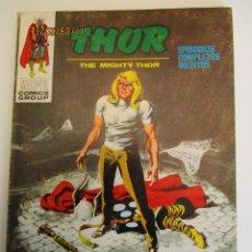 Cómics: THOR (1970, VERTICE) 20 · 1972 · ABANDONADO EN LA TIERRA. Lote 287004043