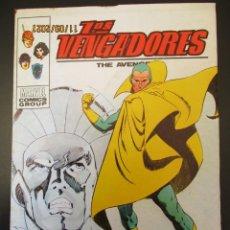 Cómics: VENGADORES, LOS (1969, VERTICE) 44 · V-1973 · VENGADOR CONTRA INHUMANO. Lote 287021548