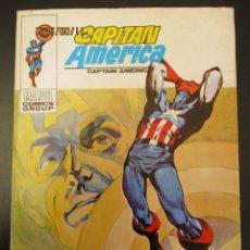 Cómics: CAPITAN AMERICA (1969, VERTICE) 31 · IV-1972 · EL CAMINO DE LA LOCURA. Lote 287058378