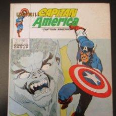 Cómics: CAPITAN AMERICA (1969, VERTICE) 32 · V-1972 · EL HALCON LOBO HUMANO. Lote 287058723
