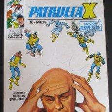 Cómics: PATRULLA X (1969, VERTICE) 7 · I-1970 · EL ENEMIGO AL ACECHO. Lote 287126778