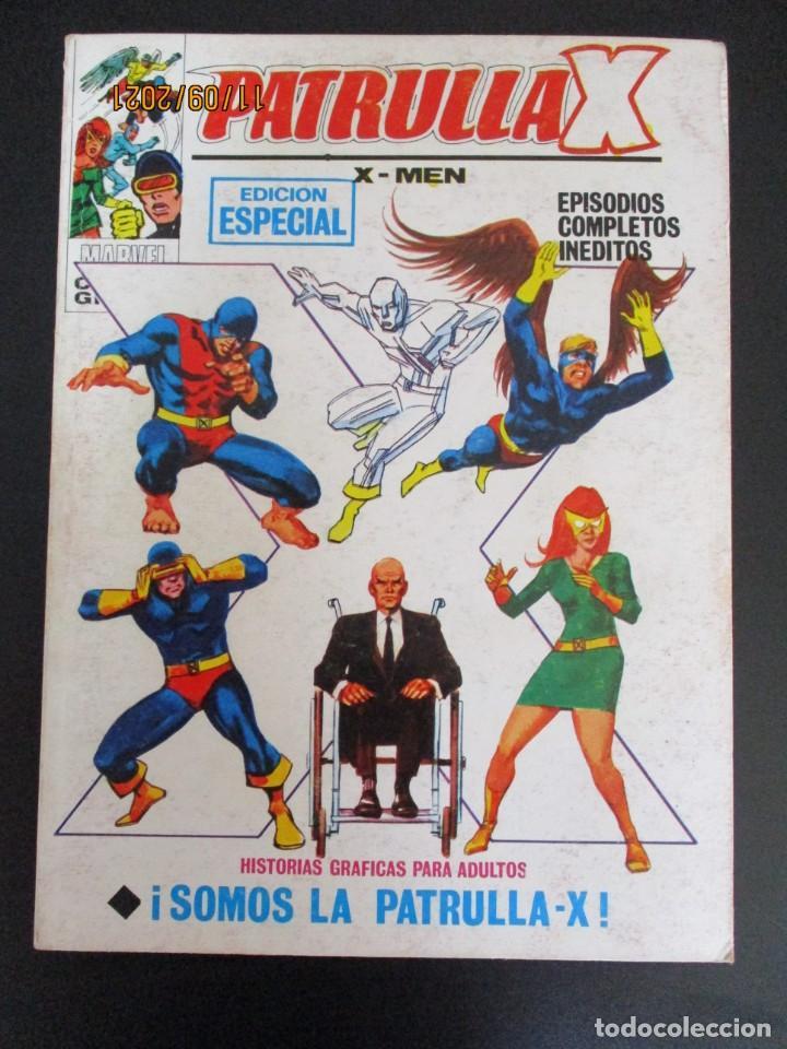 PATRULLA X (1969, VERTICE) 32 · II-1972 · ¡SOMOS LA PATRULLA-X! (Tebeos y Comics - Vértice - Patrulla X)