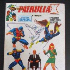 Cómics: PATRULLA X (1969, VERTICE) 32 · II-1972 · ¡SOMOS LA PATRULLA-X!. Lote 287127258