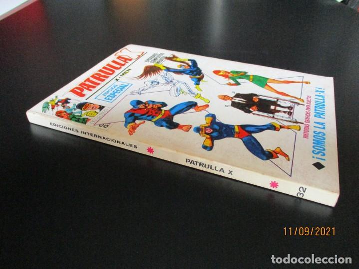 Cómics: PATRULLA X (1969, VERTICE) 32 · II-1972 · ¡SOMOS LA PATRULLA-X! - Foto 2 - 287127258