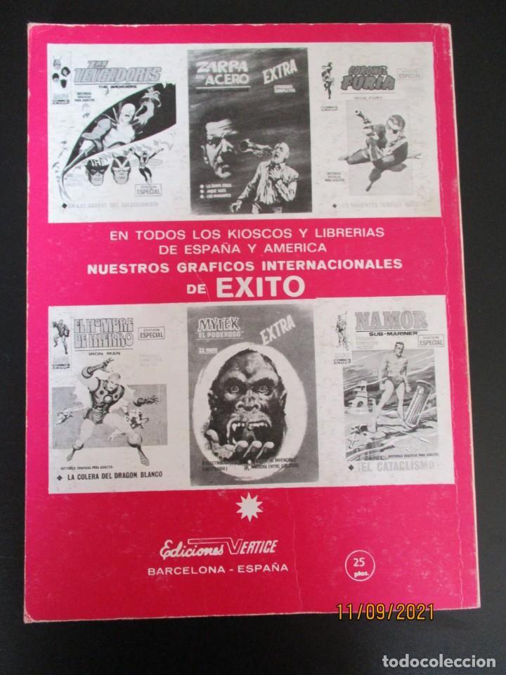 Cómics: PATRULLA X (1969, VERTICE) 32 · II-1972 · ¡SOMOS LA PATRULLA-X! - Foto 3 - 287127258
