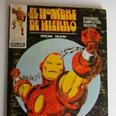 Cómics: IRON MAN (1969, VERTICE) -EL HOMBRE DE HIERRO- 24 · VI-1971 · MORTAL VICTORIA. Lote 287149143