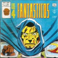 Cómics: LOS 4 FANTÁSTICOS VOLUMEN 3 NÚMERO 22 VÉRTICE MARVEL. Lote 287202958