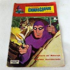 Cómics: EL HOMBRE ENMASCARADO, Nº 42, EL MISTERIO DEL MAHARAJÀ - REGRESO ACCIDENTADO - AÑO 1977. Lote 287212743