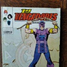 Cómics: LOS VENGADORES V.1 Nº 51 - TACO VERTICE. Lote 287338543