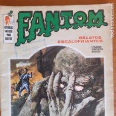 Cómics: FANTOM Nº 5. EL ESPÍRITU DE FRANKENSTEIN. VERTICE 1972. Lote 287585048