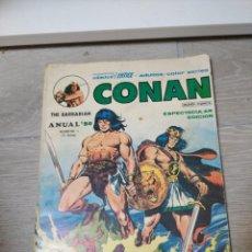Cómics: CONAN THE BARBARIAN ANUAL `80. VERTICE. Lote 287607778