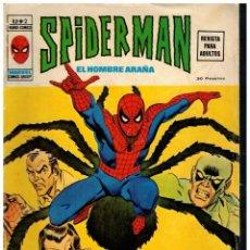 Cómics: SPIDERMAN EL HOMBRE ARAÑA. V.2 Nº 2 -¡TARÁNTULA!- VERTICE.. Lote 287684393