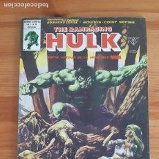 Fumetti: COMICS. VERTICE. HULK. Nº10. Lote 287711398