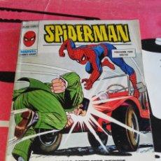 Cómics: SPIDERMAN 59 OLUMEN 1 COMICS VÉRTICE ÚLTIMO NÚMERO DIFÍCIL Y EN BUEN ESTADO. Lote 287748453