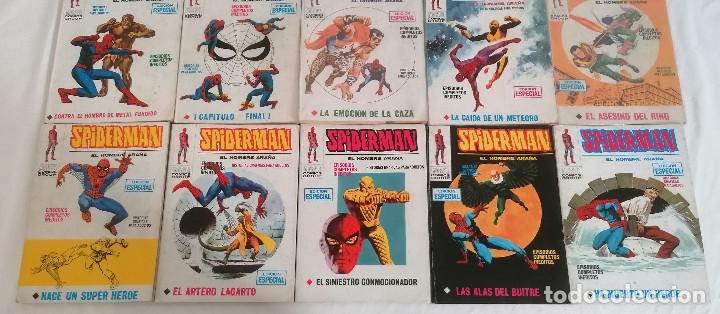 Cómics: MARVEL SPIDERMAN V.1 ¡COLECCIÓN COMPLETA! 1-59 VERTICE AÑOS 60/70 ¡GRAN OPORTUNIDAD! - Foto 17 - 287791383