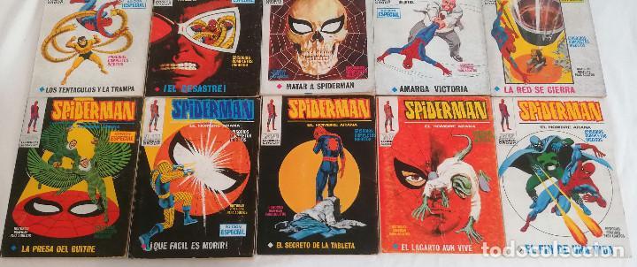Cómics: MARVEL SPIDERMAN V.1 ¡COLECCIÓN COMPLETA! 1-59 VERTICE AÑOS 60/70 ¡GRAN OPORTUNIDAD! - Foto 23 - 287791383