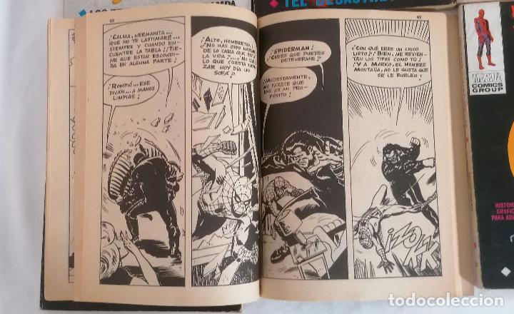 Cómics: MARVEL SPIDERMAN V.1 ¡COLECCIÓN COMPLETA! 1-59 VERTICE AÑOS 60/70 ¡GRAN OPORTUNIDAD! - Foto 25 - 287791383
