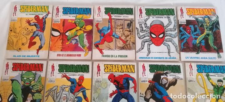 Cómics: MARVEL SPIDERMAN V.1 ¡COLECCIÓN COMPLETA! 1-59 VERTICE AÑOS 60/70 ¡GRAN OPORTUNIDAD! - Foto 35 - 287791383