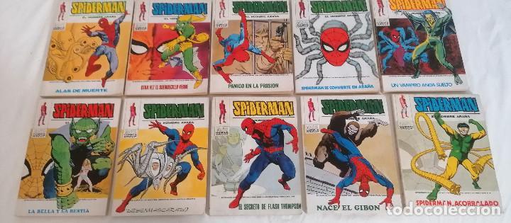 Cómics: MARVEL SPIDERMAN V.1 ¡COLECCIÓN COMPLETA! 1-59 VERTICE AÑOS 60/70 ¡GRAN OPORTUNIDAD! - Foto 36 - 287791383