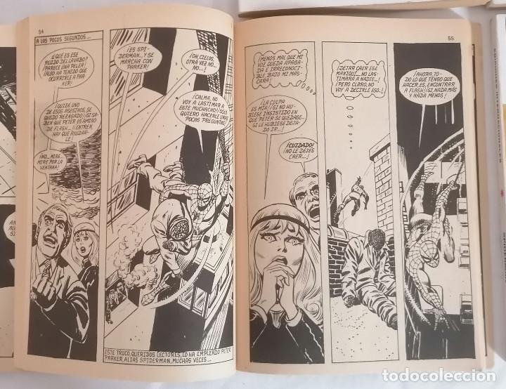 Cómics: MARVEL SPIDERMAN V.1 ¡COLECCIÓN COMPLETA! 1-59 VERTICE AÑOS 60/70 ¡GRAN OPORTUNIDAD! - Foto 39 - 287791383