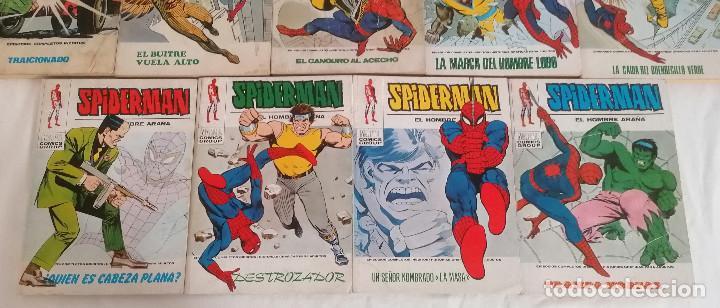 Cómics: MARVEL SPIDERMAN V.1 ¡COLECCIÓN COMPLETA! 1-59 VERTICE AÑOS 60/70 ¡GRAN OPORTUNIDAD! - Foto 43 - 287791383