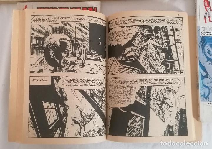 Cómics: MARVEL SPIDERMAN V.1 ¡COLECCIÓN COMPLETA! 1-59 VERTICE AÑOS 60/70 ¡GRAN OPORTUNIDAD! - Foto 44 - 287791383