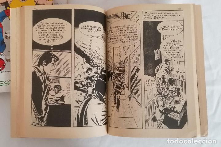 Cómics: MARVEL SPIDERMAN V.1 ¡COLECCIÓN COMPLETA! 1-59 VERTICE AÑOS 60/70 ¡GRAN OPORTUNIDAD! - Foto 45 - 287791383