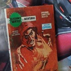 Comics : MUY BUEN ESTADO SELECCIONES VERTICE 33 VIAJE SIN RETORNO TACO COMICS EDICIONES. Lote 287848738