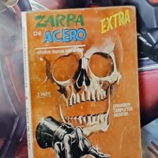 Cómics: BUEN ESTADO ZARPA DE ACERO 26 EL GOL DE LA MUERTE TACO COMICS EDICIONES VERTICE. Lote 287851483