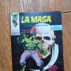 Cómics: LA MASA HULK Nº 15 EDICIONES VERTICE VOLUMEN 1. Lote 287932898