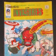 Cómics: MARVEL (1977, VERTICE) -SELECCIONES- 8 · 30-V-1977 · CRANEO ROJO EN EL OCASO. Lote 287935873