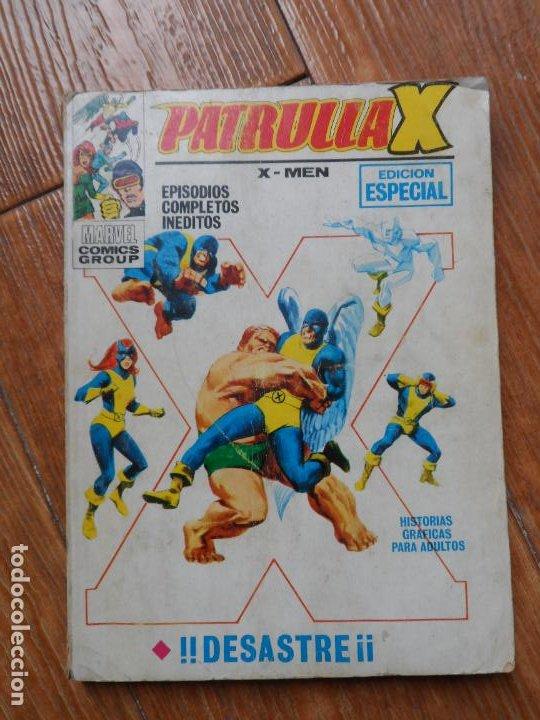PATRULLA X MEN Nº 17 VERTICE VOLUMEN 1 (Tebeos y Comics - Vértice - Patrulla X)