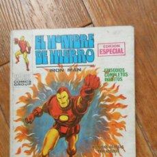 Cómics: EL HOMBRE DE HIERRO IRON MAN Nº 11 VERTICE VOLUMEN 1 1969. Lote 287946563