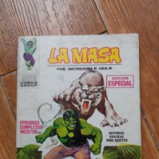 Cómics: LA MASA HULK Nº 4 EDICIONES VERTICE VOLUMEN 1. Lote 287947343