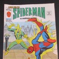 Cómics: SPIDERMAN (1975, VERTICE) -V 3- 5 · IV-1976 · LLEGA EL TERRIBLE ELCTRO. Lote 287980528