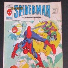 Cómics: SPIDERMAN (1975, VERTICE) -V 3- 12 · XI-1976 · EL DUENDECILLO VERDE Y LOS GANGSTERS. Lote 287982743