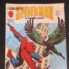 Cómics: SPIDERMAN (1974, VERTICE) -V 2- 4 · I-1975 · ¡ EL RETORNO DEL BUITRE !. Lote 287983973