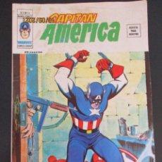 Cómics: CAPITAN AMERICA (1975, VERTICE) 13 · XII-1975 · EL DESTINO DEL HALCON. Lote 287985858