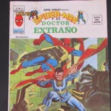 Cómics: SUPER HEROES Nº 63 SPIDERMAN Y EL DOCTOR EXTRAÑO V 2 EDICIONES VERTICE. Lote 287987048