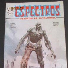 Cómics: ESPECTROS / ESPECTRO (1972, VERTICE) 27 · 1973 · EL FANTASMA AÚN CAMINA. Lote 287987893
