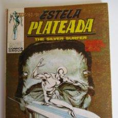 Cómics: ESTELA PLATEADA (1972, VERTICE) 7 · 1972 · EL HEREDERO DE FRANKENSTEIN. Lote 288027523