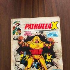 Cómics: PATRULLA X Nº 14, VOLUMEN 1, 128 PÁGINAS, 25 PTAS , EDITORIAL VÉRTICE. Lote 288031453