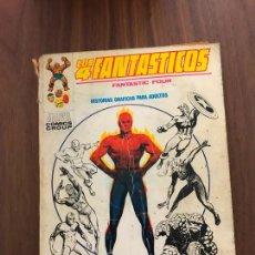 Cómics: LOS 4 FANTASTICOS Nº 1 , AVENTURAS DE LA ANTORCHA , EDICIÓN GIGANTE. Lote 288032193