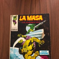 Comics : LA MASA Nº 17, 128 PÁGINAS, EDITORIAL VÉRTICE. Lote 288032628