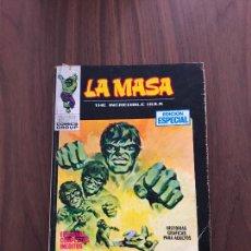 Cómics: LA MASA Nº 5, 128 PÁGINAS, EDITORIAL VÉRTICE. Lote 288032688