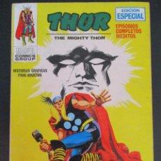 Cómics: THOR (1970, VERTICE) 19 · 1972 · LOS TALISMANES VIVIENTES. Lote 288042888