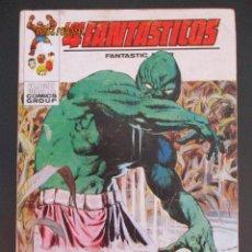 Cómics: 4 FANTASTICOS, LOS (1969, VERTICE) -V.1- 48 · III-1973 · ANDROIDES DE MUERTE. Lote 288044048